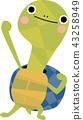 Strong tortoise 43258949