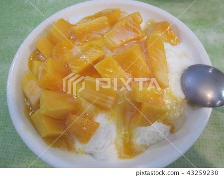 芒果刨冰 43259230