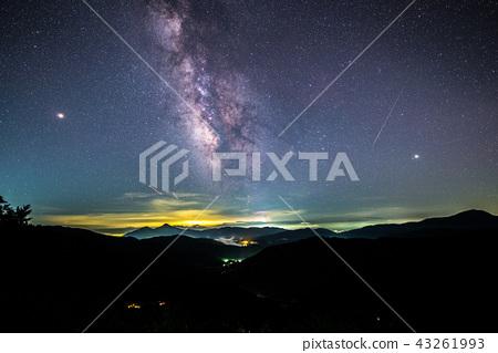 銀河 星空 星星 43261993