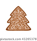 gingerbread vector collection 43265378