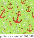 background,anchor,pattern 43269089