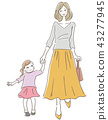 Children and mothers 43277945