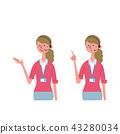 英語對話 女生 女孩 43280034