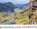 mountain, romania, lake 43284470