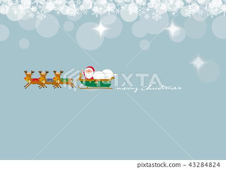 聖誕節聖誕卡片 43284824