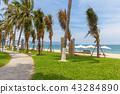 Nha Trang beach, Vietnam 43284890