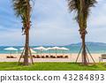 Nha Trang beach, Vietnam 43284893