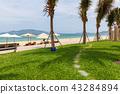 Nha Trang beach, Vietnam 43284894