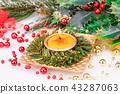 Christmas decoration 43287063