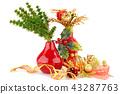 Christmas decoration 43287763