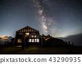 은하수, 밤하늘, 별 밤 43290935