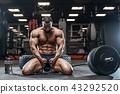 锻炼 健美运动者 健身 43292520