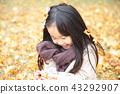 한국인, 여자아이, 여자 43292907