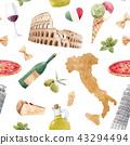 italy italian pattern 43294494