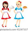 housewife homemaker blonde 43297337