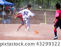 소년 축구 43299322