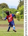 男孩足球 43299340