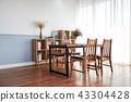테이블, 식탁, 인테리어 43304428