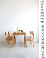 인테리어, 식탁, 테이블 43304445