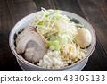 Jiro style ramen 43305133