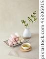 Yukwa,傳統,韓國 43306915