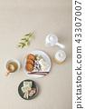 傳統食品,茶道,傳統,韓國 43307007