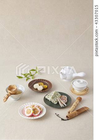 전통음식,다기,전통,한국 43307015