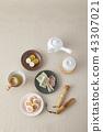 전통음식,다기,전통,한국 43307021