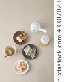 전통음식,다기,전통,한국 43307023