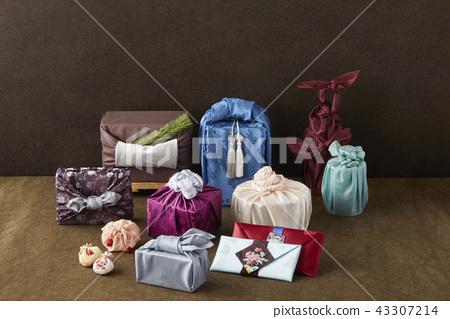 包,包布,禮品,韓國 43307214