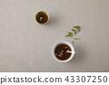 更正,茶,韓國 43307250
