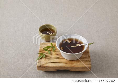更正,茶,韓國 43307262