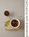 更正,茶,韓國 43307265