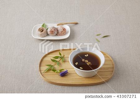 更正,茶,韓國 43307271