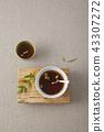 更正,茶,韓國 43307272