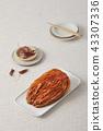 泡菜,白菜泡菜 43307336
