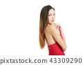 女人肖像系列換裝 43309290