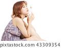 여성, 여자, 뷰티 43309354