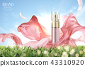 Cosmetic spray ads 43310920