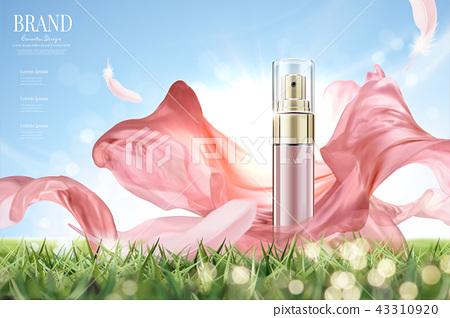 Cosmetic spray ads 43310920