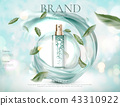 Refreshing skincare spray ads 43310922