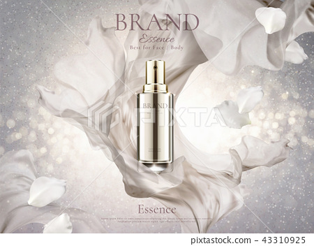 Pearl white skincare spray 43310925