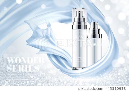 Cosmetic skincare ads 43310958