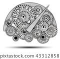 Metal Wheel Concept 43312858