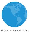 도트의 세계지도 43322531
