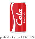 coca, cola, juice 43326824