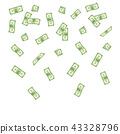 money, dollar, currency 43328796