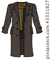 The funny brown coat 43331827