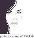 美女 美 美容 43332456
