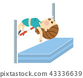 high jump, track and field events, female 43336639